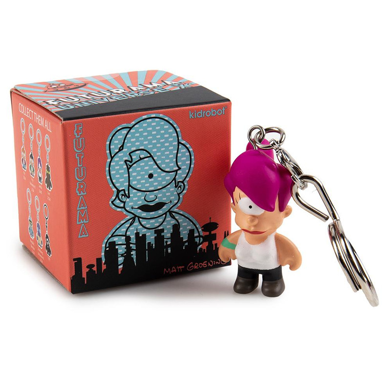 Futurama Universe X2 Keychain Series : Blind Box