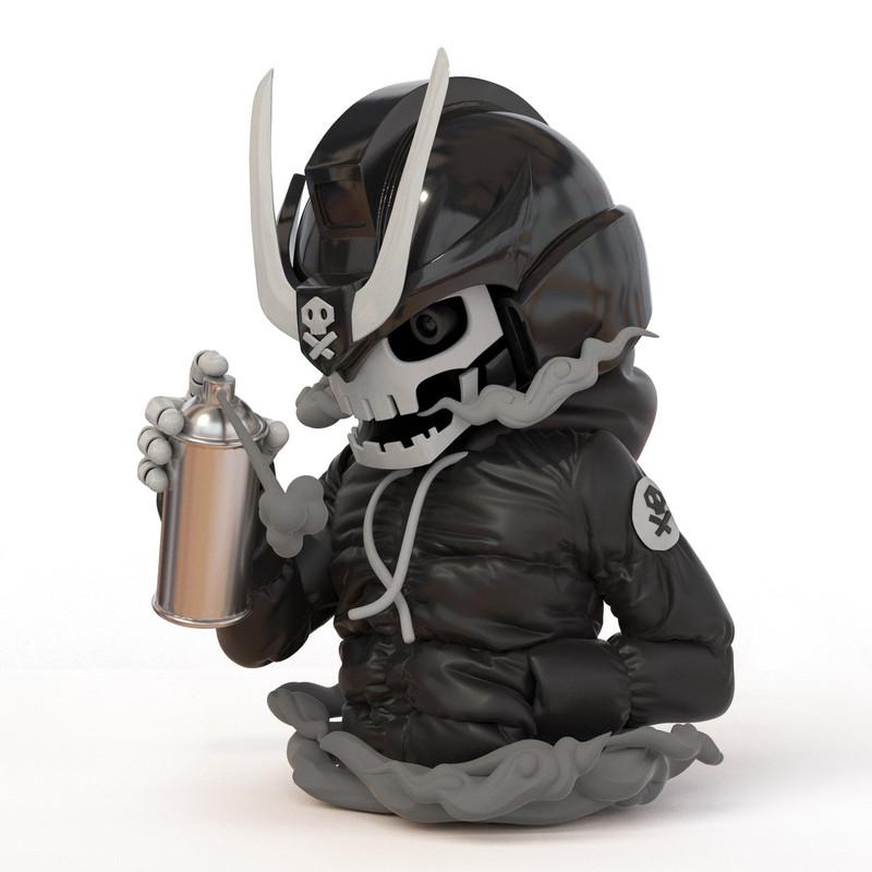 Ravager : Black PRE-ORDER SHIPS NOV 2018