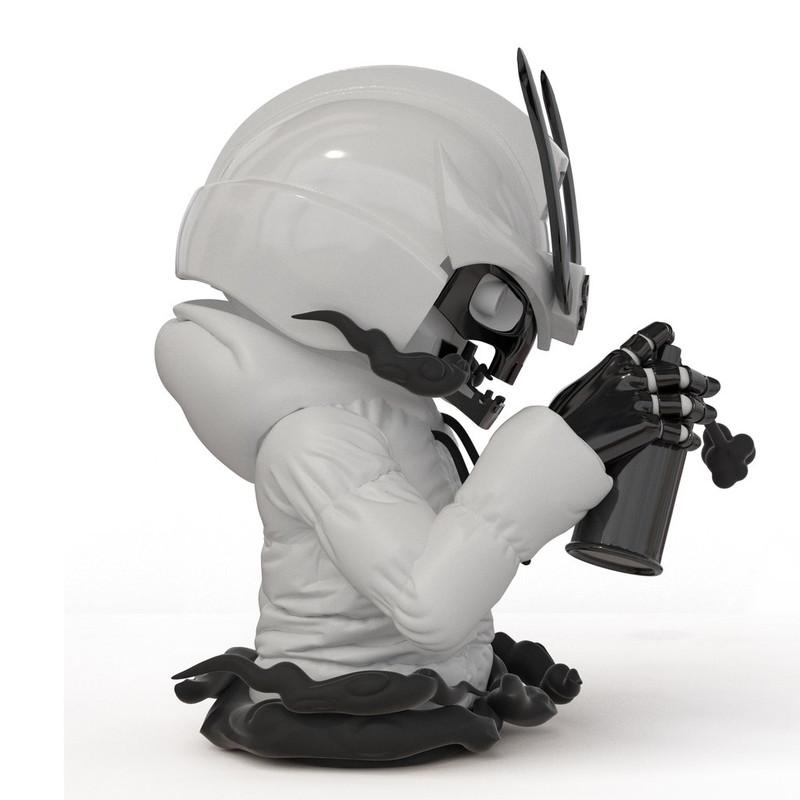Ravager : White PRE-ORDER SHIPS NOV 2018