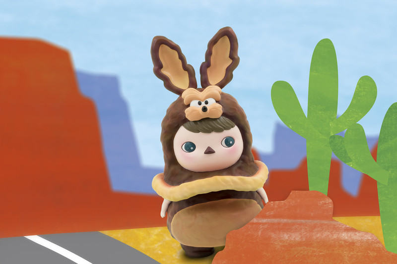Get Animated : Wile E. Coyote PRE-ORDER SHIPS DEC 2018