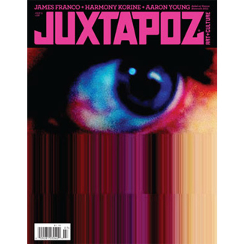 Juxtapoz Magazine : Issue 126