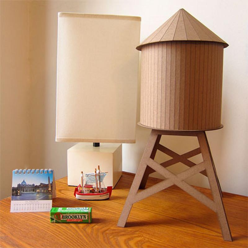 Model Water Tower Kit: Large