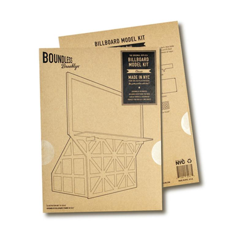 Billboard Model Kit