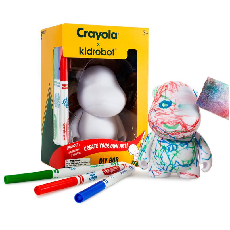 Crayola 4 inch D.I.Y. : Bub