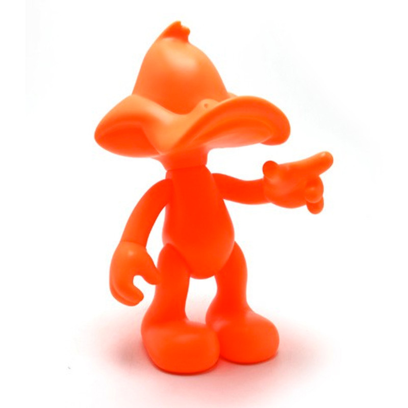 Daffy Duck : DIY Orange