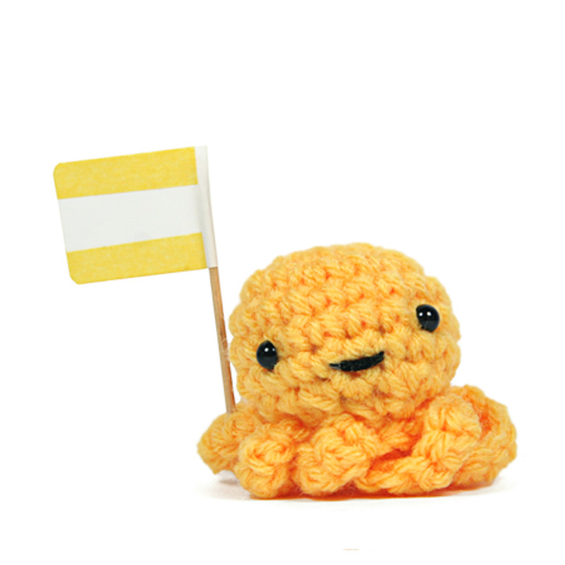 Message Octopus : Yellow