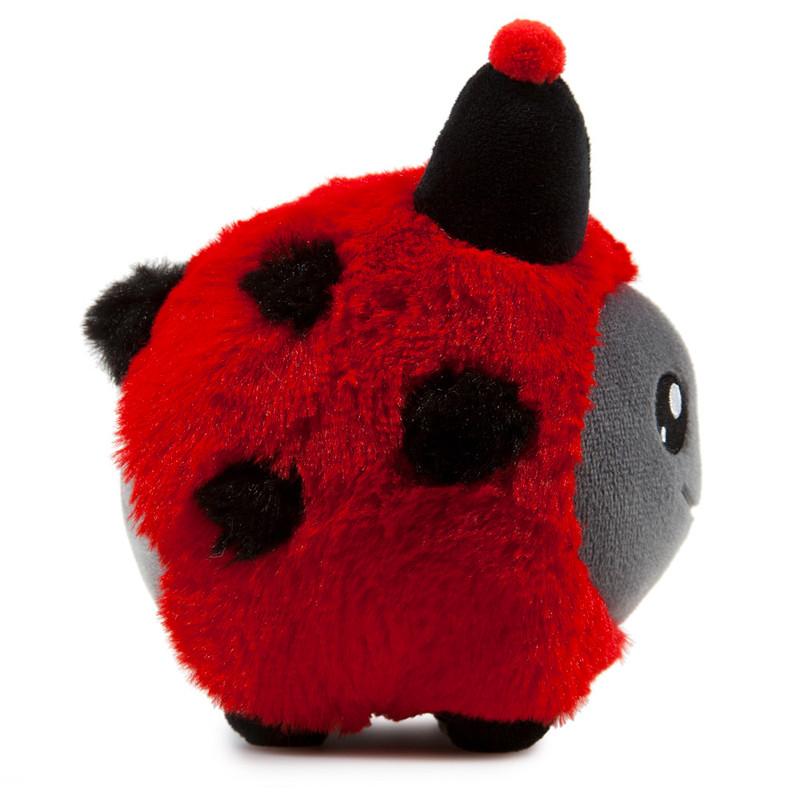 4.5 inch Springtime Litton Plush : Ladybug