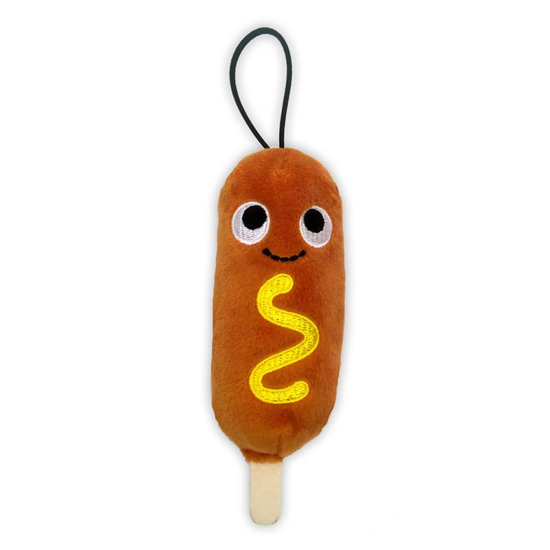 Yummy World Plush 4 inch : Cornelius Corn Dog