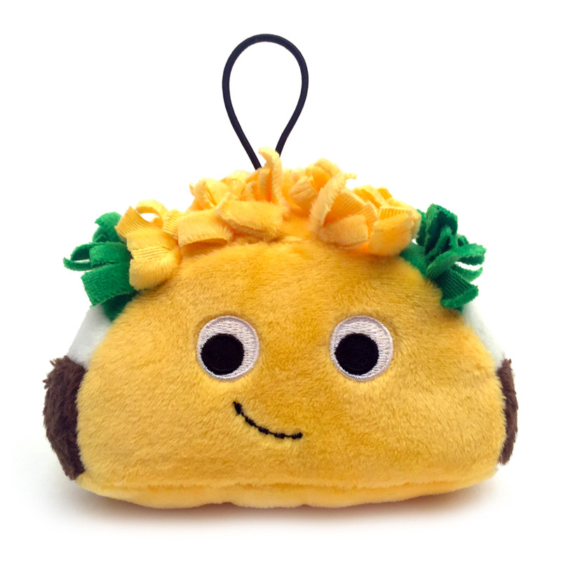 Yummy World Plush 4 inch : Flaco Taco