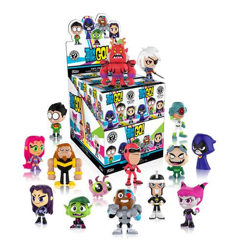 Teen Titans Go Mystery Mini Series Blind Box
