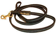 The Gripper Show Leash - 6ft x 3/8""