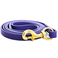 Syn Tek Leash Purple