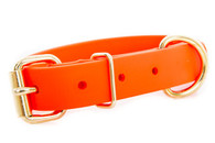 Syn Tek Collar ORANGE 1""