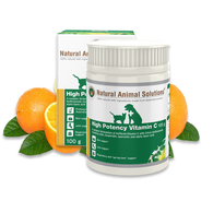 Natural Animal Solutions High Potency Vitamin C Powder