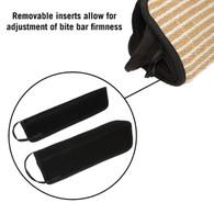 Redline K9 Half Sleeve With Handle - Adjustable Firmness