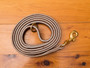 Soft Hide Leather Leash 5/8""