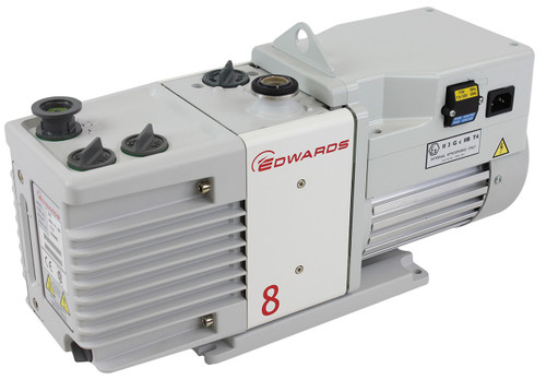 Edwards RV8 6.9 CFM Dual-Stage Vacuum Pump