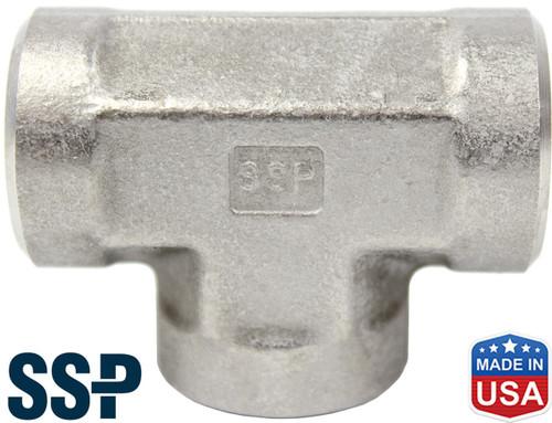 SSP - Pipe Tee