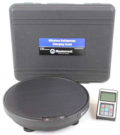 Mastercool Wireless Refrigerant Scale