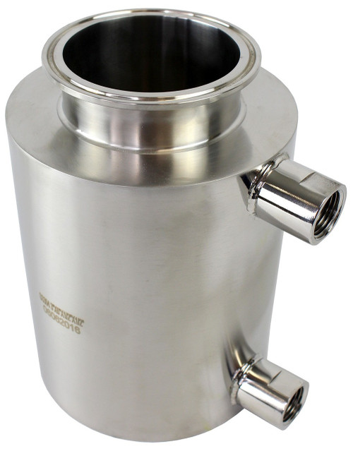 Fully Jacketed Containers