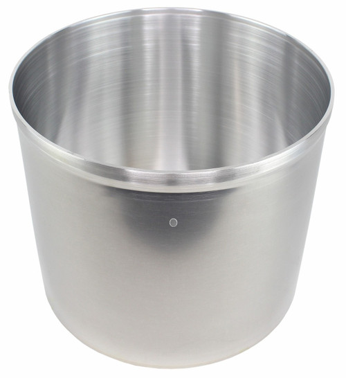 5 Gallon Aluminum SIDEMOUNT - (Pot Only)