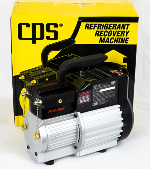 TRS21 Anti-Spark/Explosion Pump/Recovery Pump - CPS
