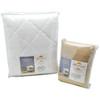 Combo Pack RV/Camper Short Queen Sheet Set AND Mattress Pad