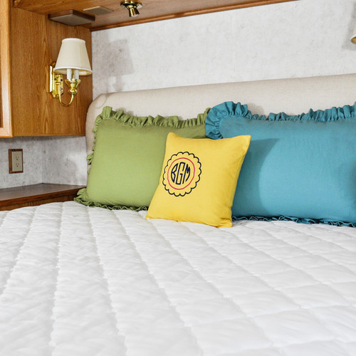 Ultima—Plush Mattress Pad for Campers & RV's