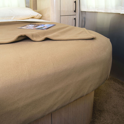Polartec® Blankets Made Especially for Airstream Mattresses