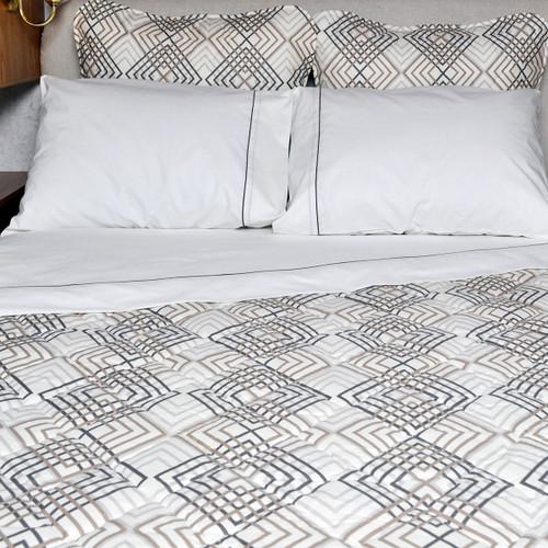 Diamonds 3 Piece Bedspread Set