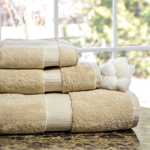 Green Thread 100% Organic Cotton Towels