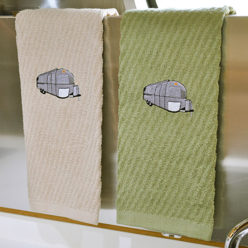 2-Pack Embroidered Kitchen Towel