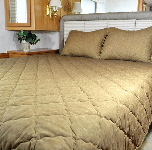 Simplicity 3 Piece Bedspread Set for Airstream®