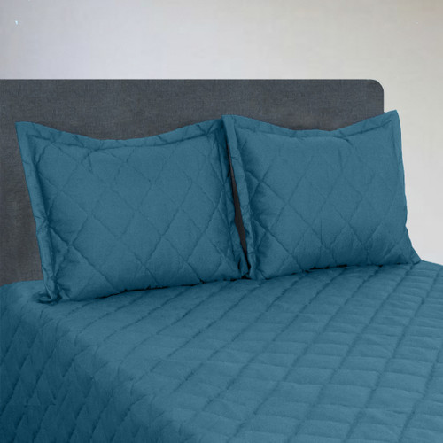 Simplicity Classic 3 Piece Bedspread Set for Airstream