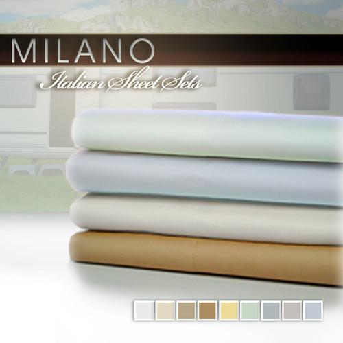 Milano Italian Sheet Sets for RV
