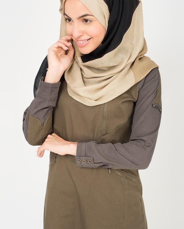 Dark Shadow and Steel Hijab