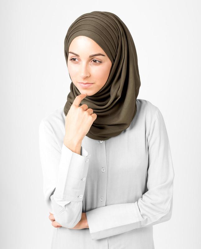 Fossil Viscose Hijab