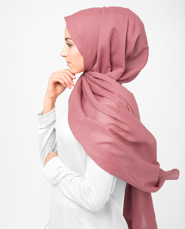 Hollyberry Voile Hijab