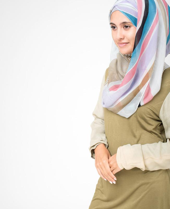 Gardenia Tempest Hijab