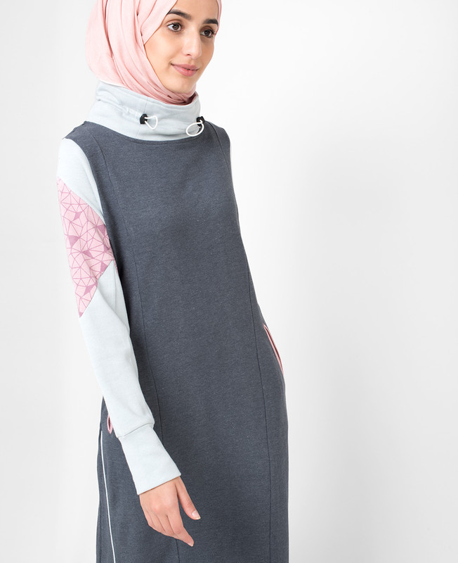 Comfy Cotton Terry Jilbab