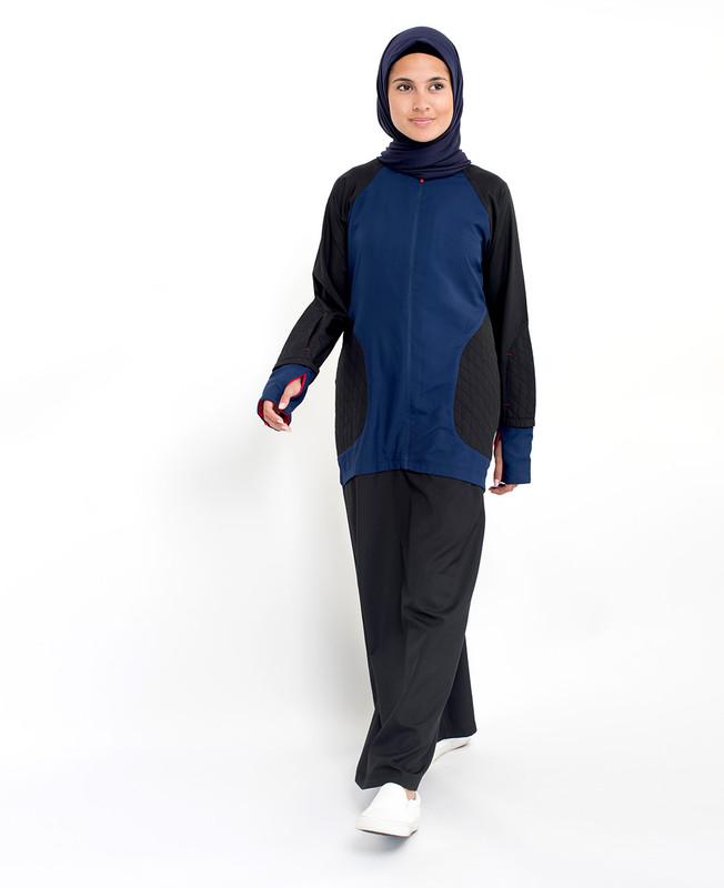 Sporty Chic Jilbab