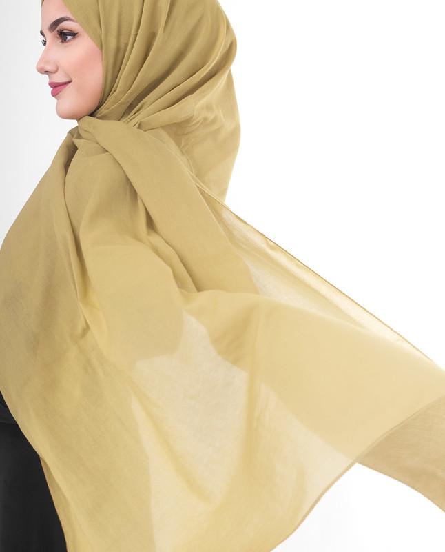 Green scarves hijab
