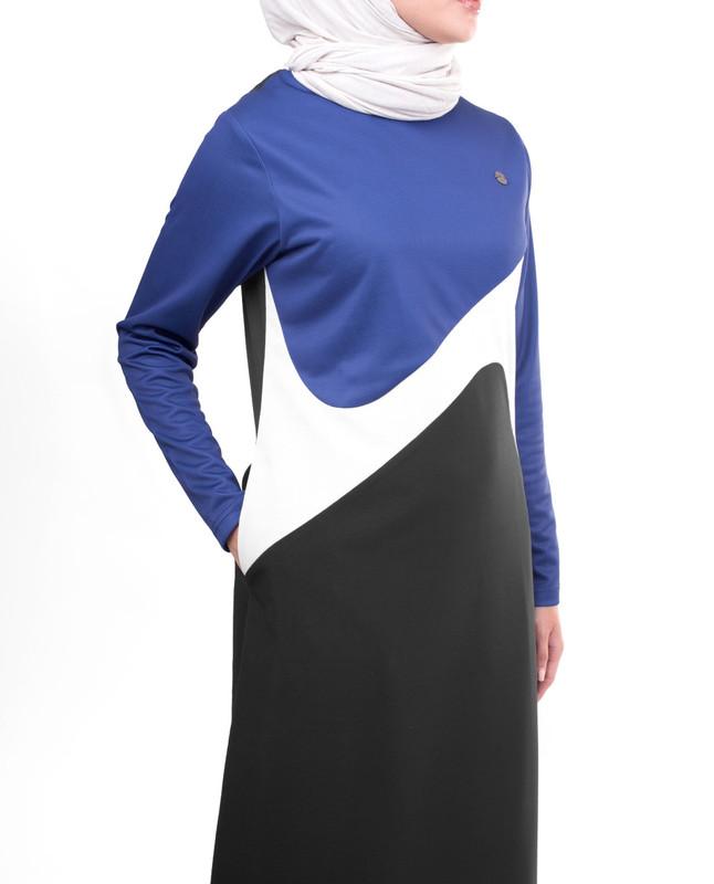Chic look abaya jilbab
