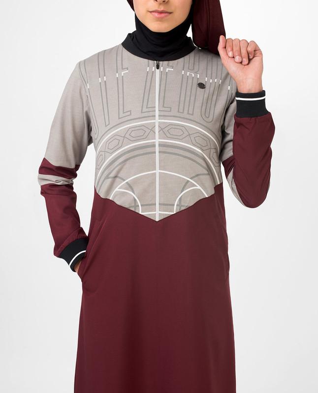Summer design abaya jilbab