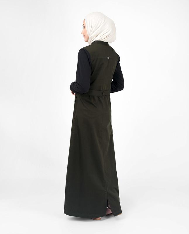 Casual wear abaya jilbab