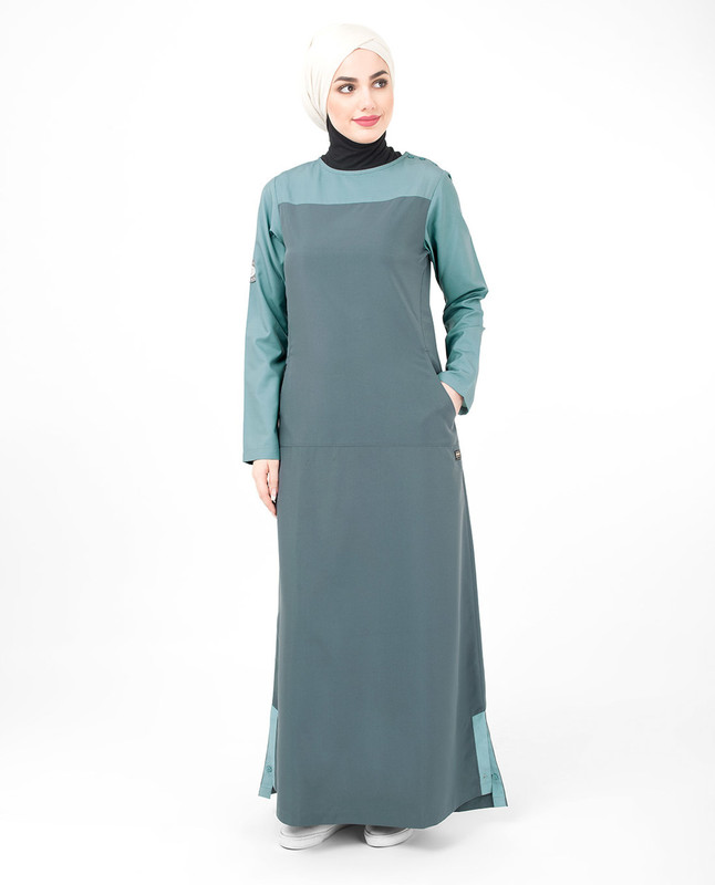 Buy casual sporty abaya jilbab