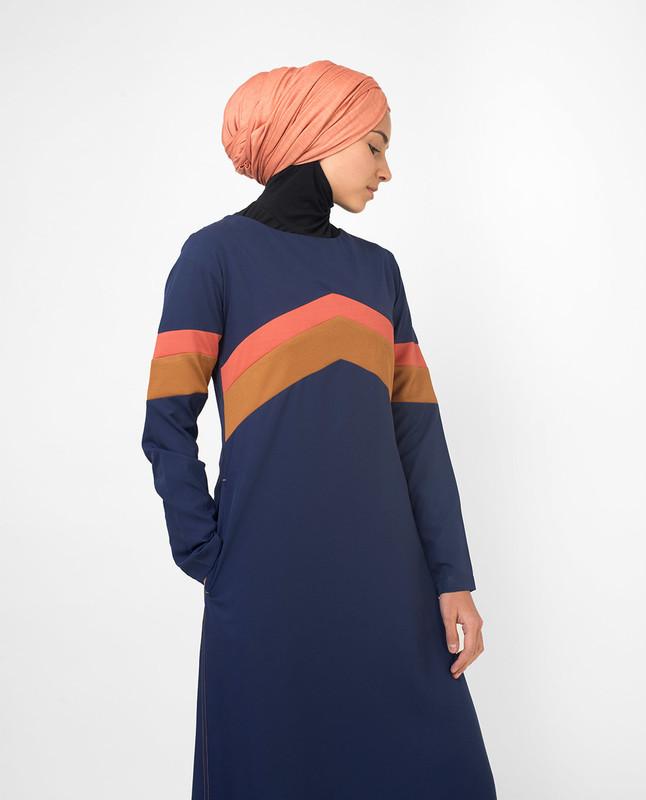 Buy blue abaya jilbab online
