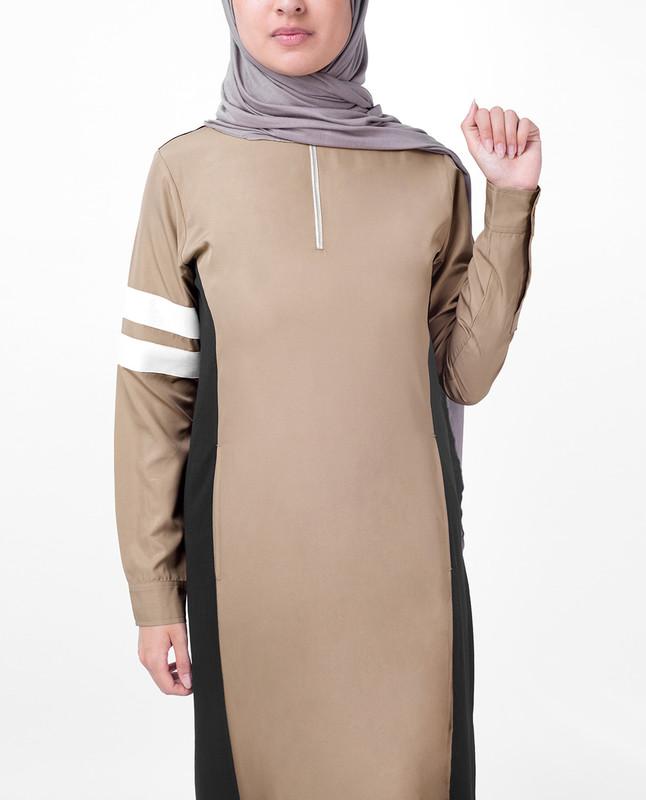 Summer comfort abaya jilbab