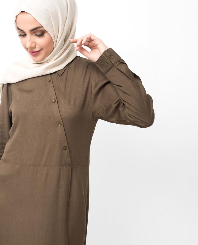 buy olive green abaya jilbab