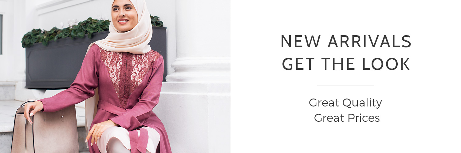 New arrivals get the look